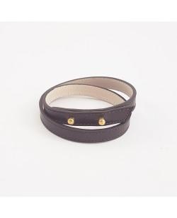 Bracelet Héphaïstos marron